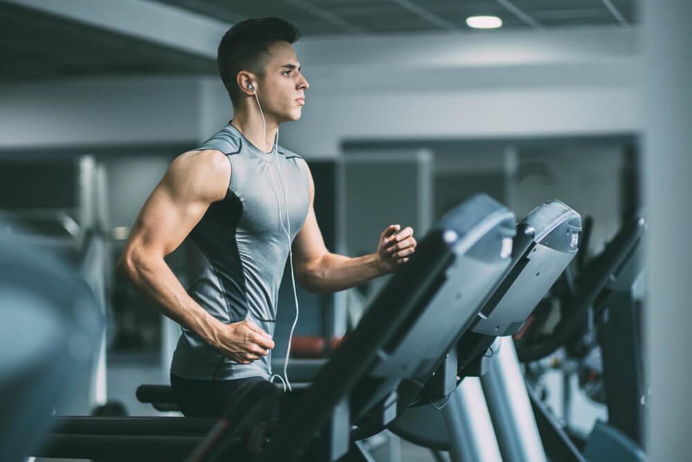 Cardio Training Fitnessplaza