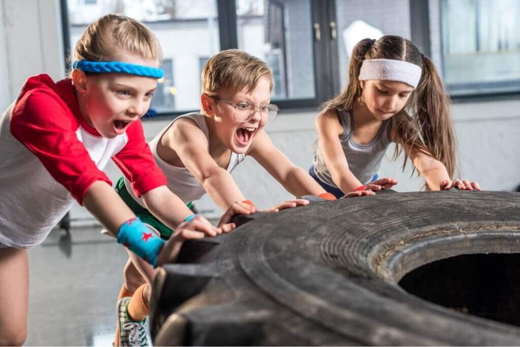 Functional Training für Kinder